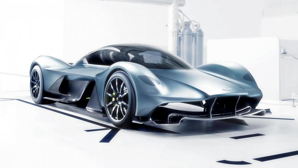 Aston Martin AM-RB 001 (I)