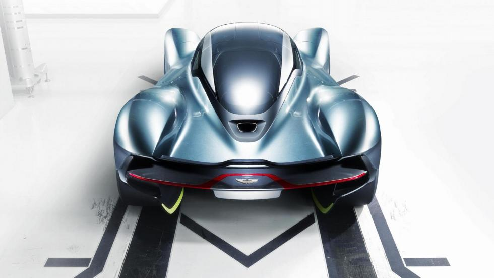 Aston Martin AM-RB 001 (IV)