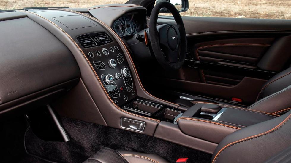 Aston Martin DB9 GT deportivo ingles
