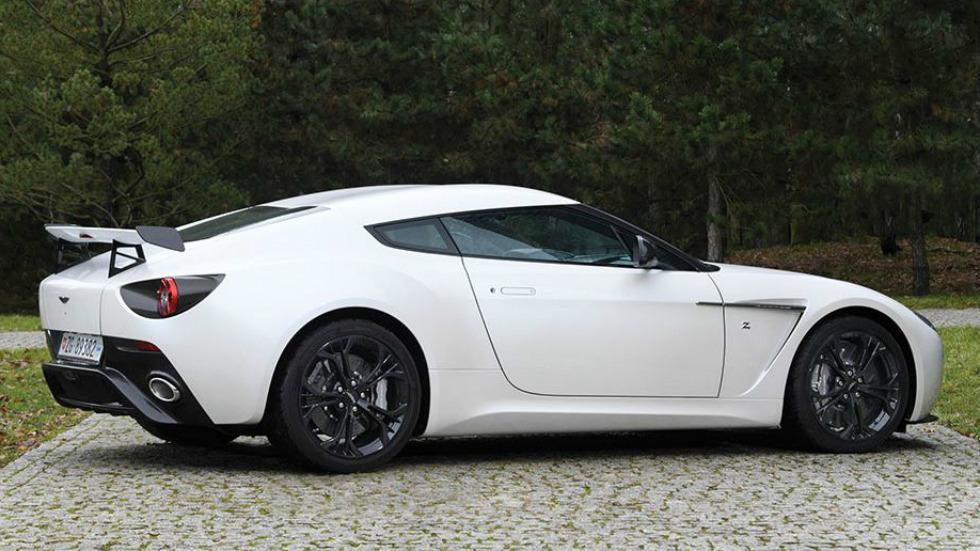 Aston Martin V12 Zagato 'No. Zero'