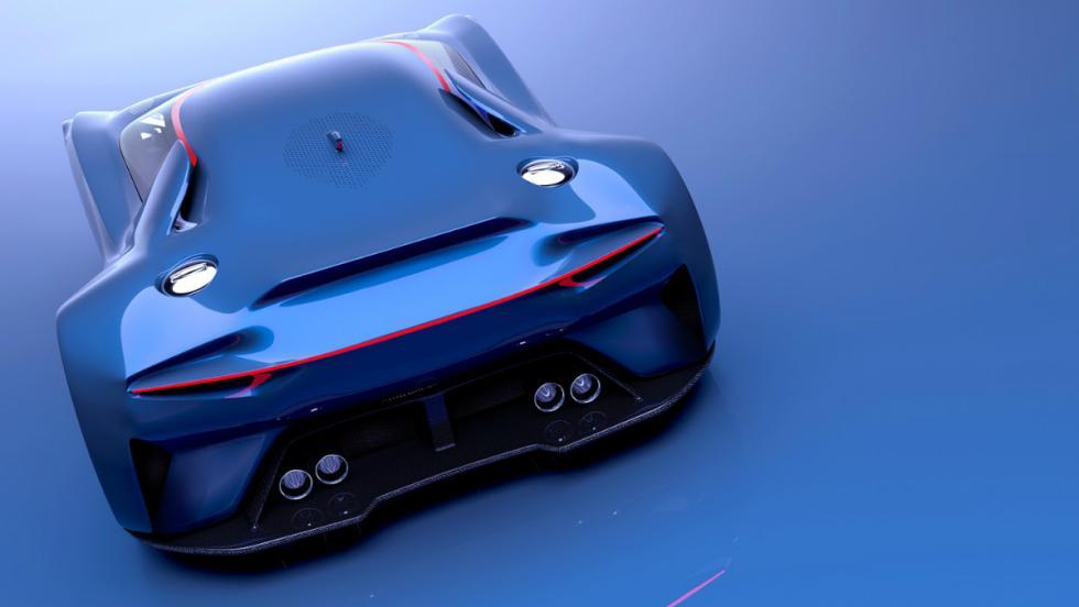Aston Martin Vision 8