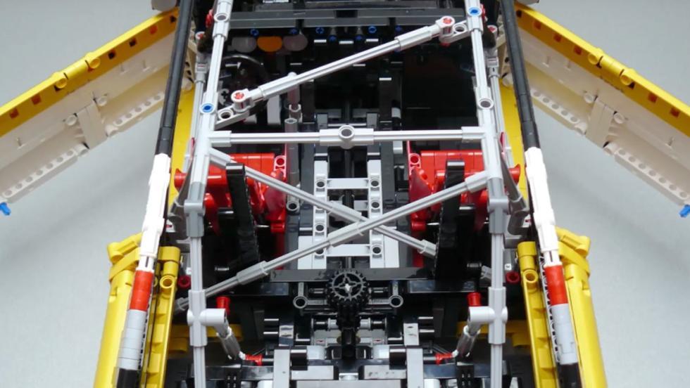 Audi Quattro S1... ¡de LEGO!