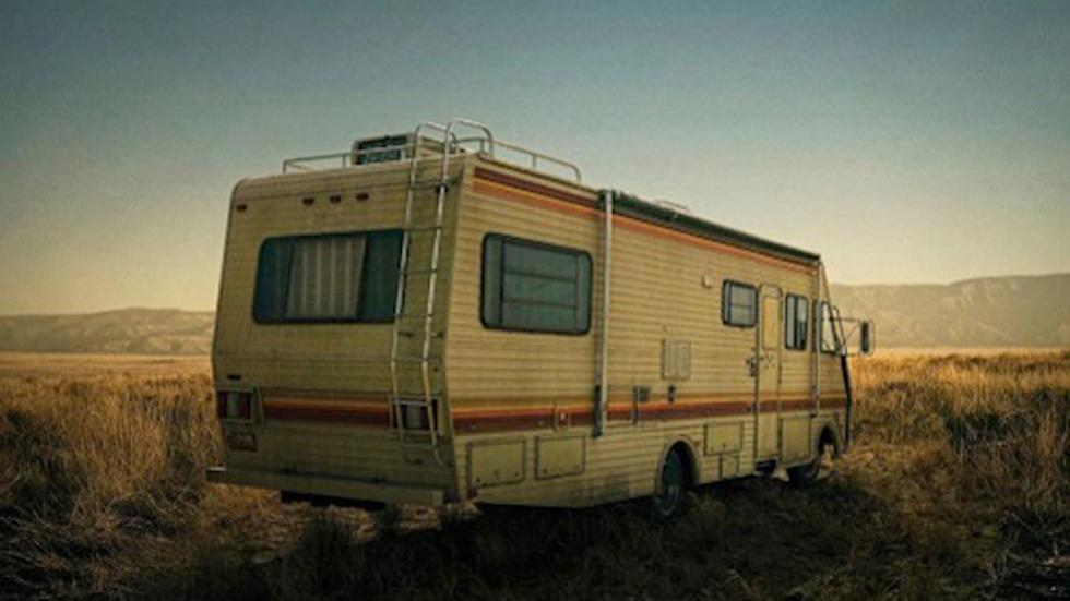 autocaravana breaking bad walter white