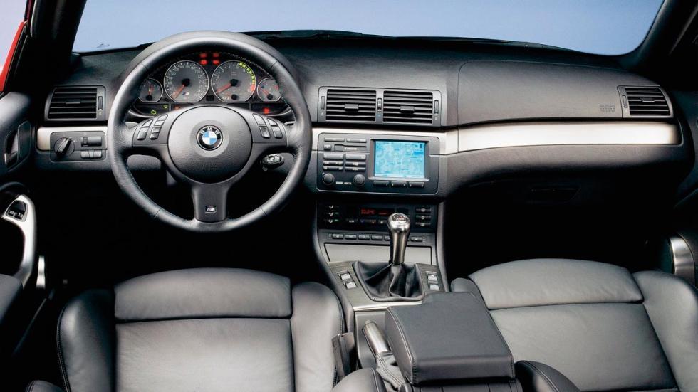 BMW M3 E46 trasera deportivo aleman