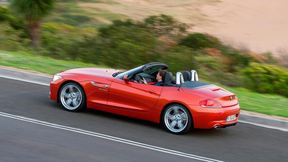 BMW Z4 3.5 Roadster descapotable lujo deportivo