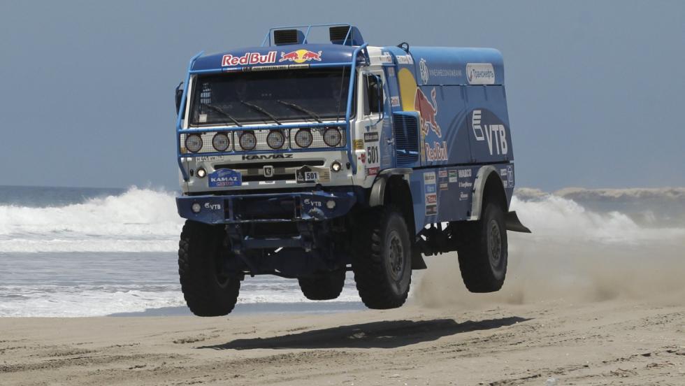 Los camiones son  los vehículos preferidos por muchos aficionados