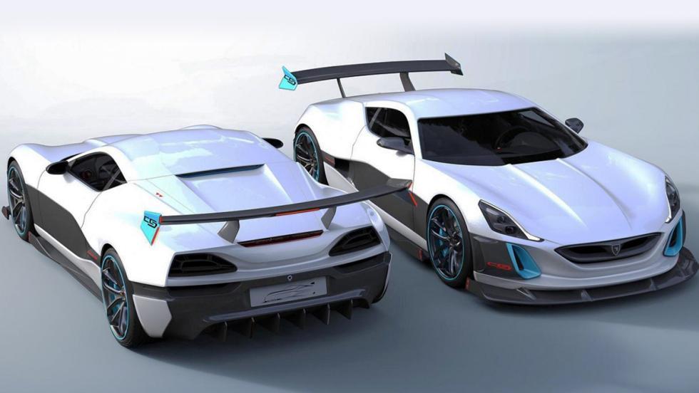 Los coches más rápidos de 2016 - Rimac Concept_S - 1.403 CV, 365 km/h