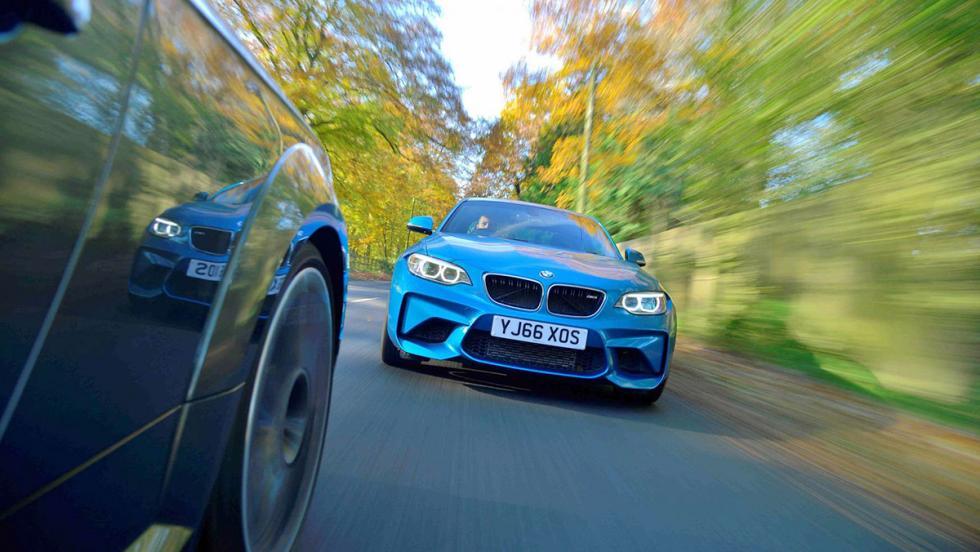 Comparativa de deportivos: Audi TTRS 2016 contra BMW M2