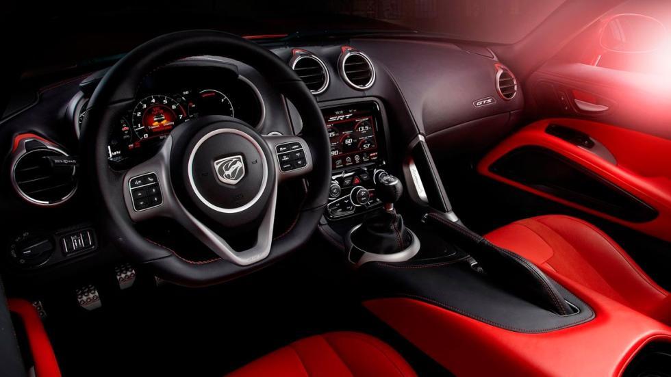 Dodge Viper 2015 deportivo americano