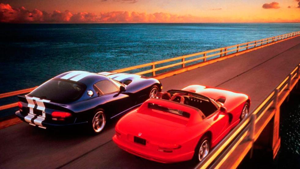 Dodge Viper GTS 2000 deportivo americano