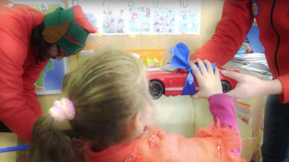 La factoría de Ford especializada en... ¡juguetes!
