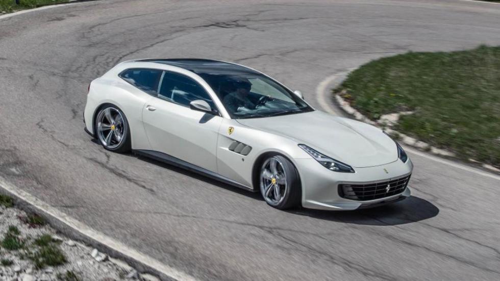 Ferrari GTC4Lusso GT deportivo lujo