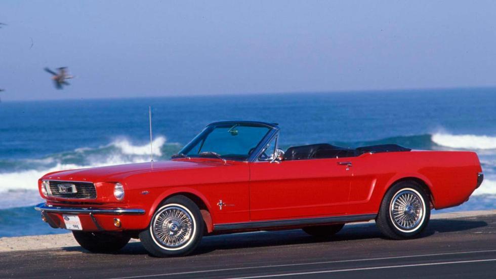 Ford Mustang 1966 Cabriolet descapotable clásico