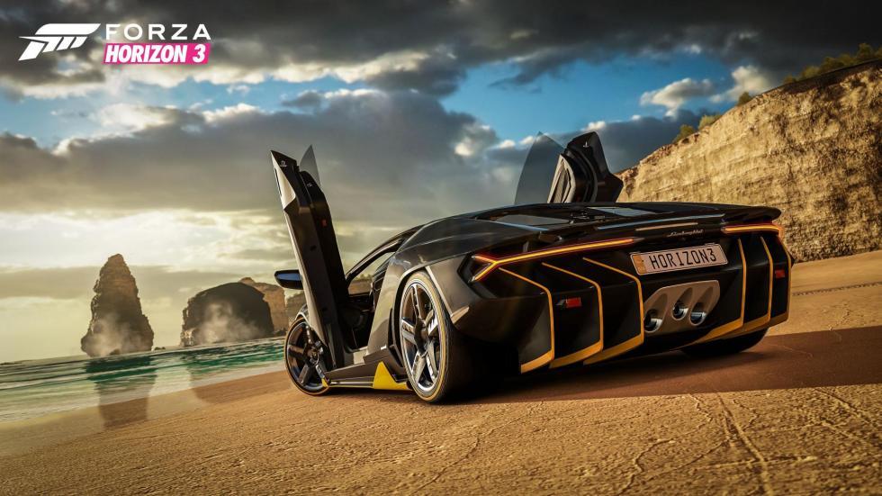 Forza Horizon 3 te llevó de vacaciones