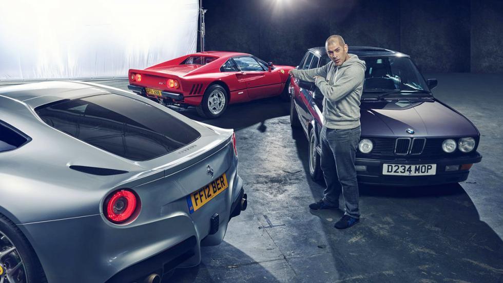 El garaje soñado de los presentadores de Top Gear - Chris Harris