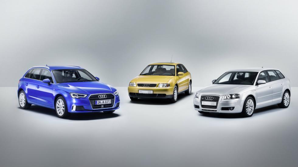 Historia del Audi A3