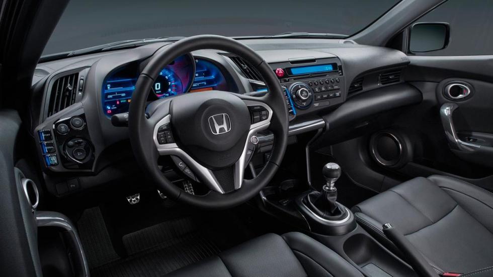 Honda CR-Z japones deportivo hibrido