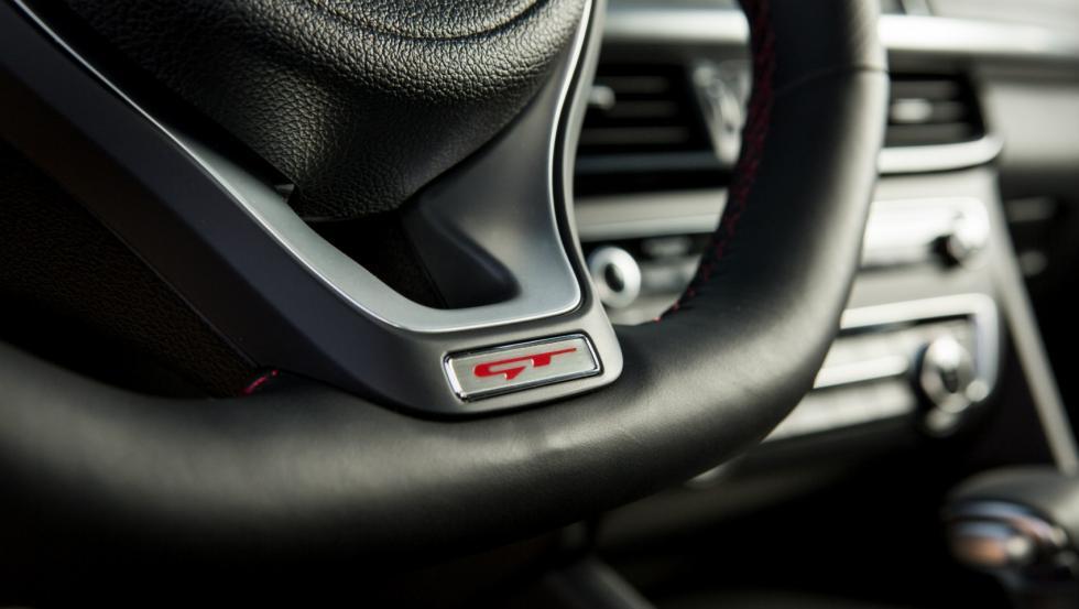 Kia Optima GT 2016