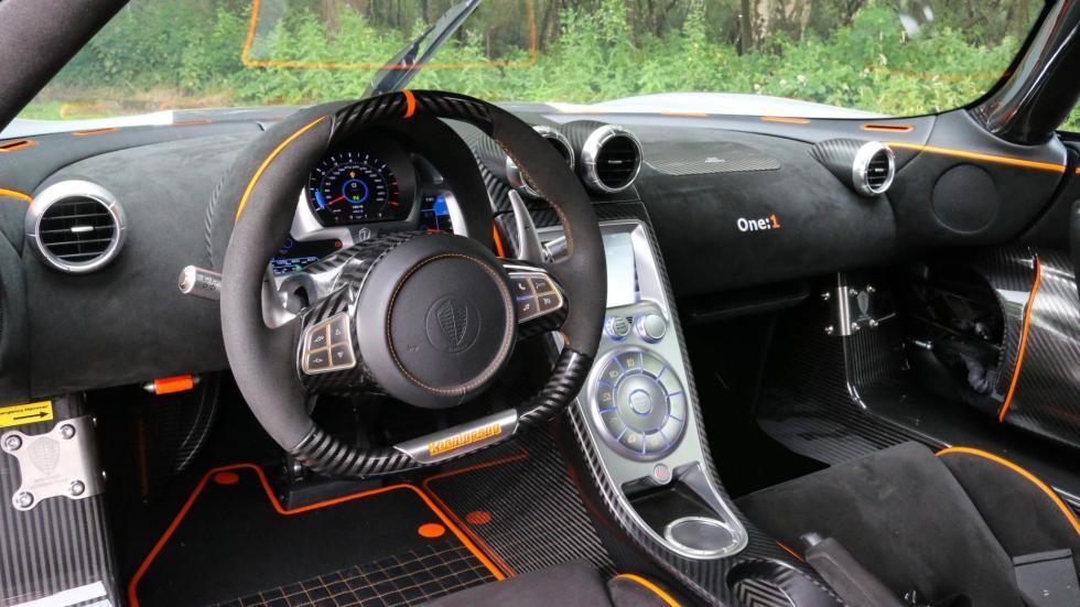 Koenigsegg One:1, a subasta (IV)