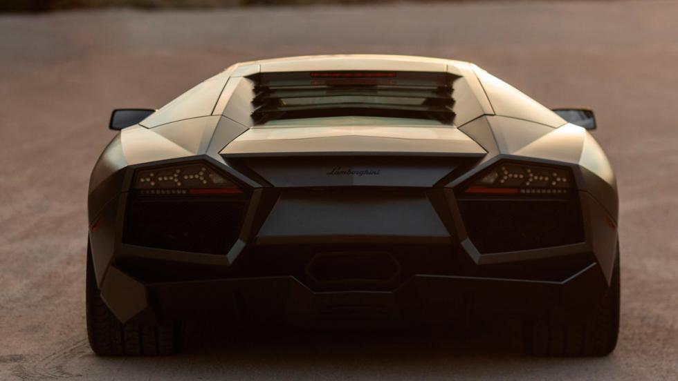 Lamborghini Reventón a subasta (IX)