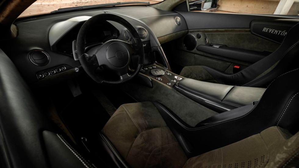 Lamborghini Reventón a subasta (V)