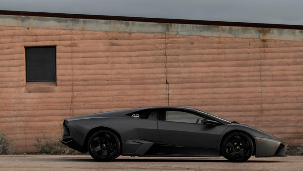 Lamborghini Reventón a subasta (VI)