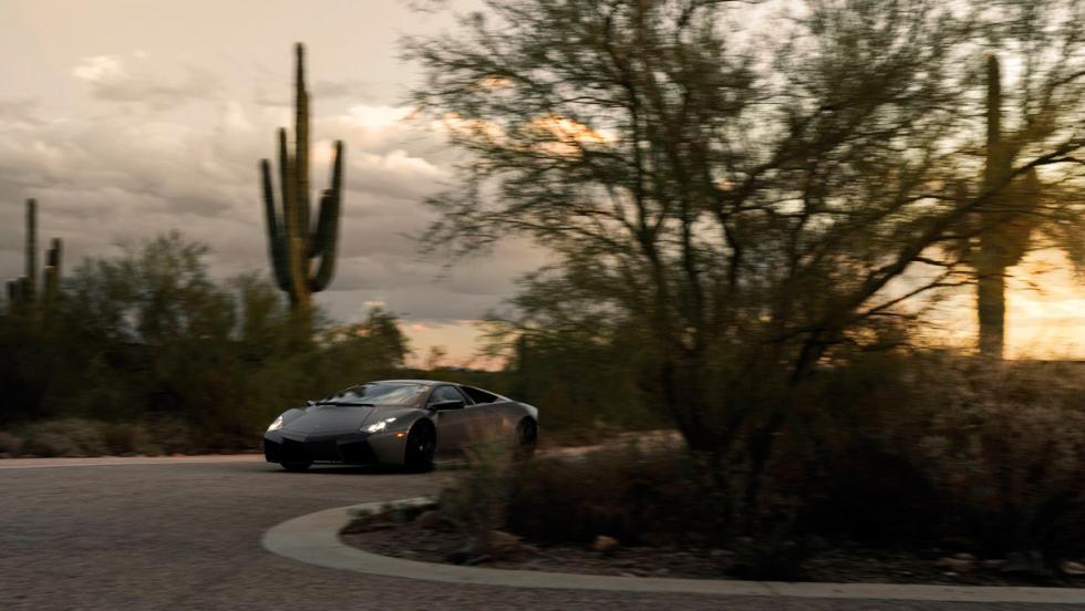 Lamborghini Reventón a subasta (XIII)