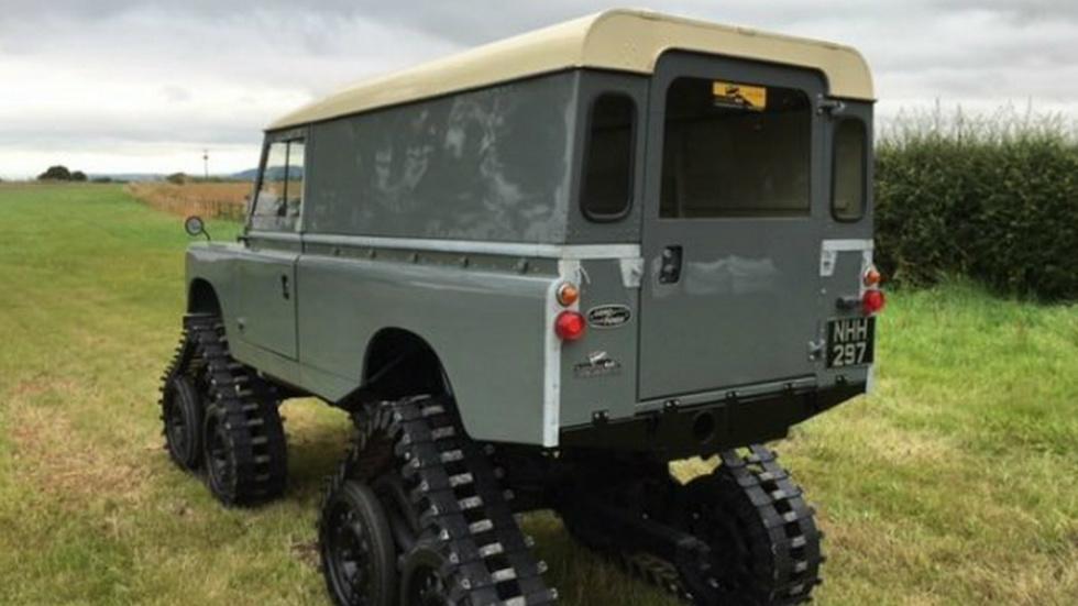 Land Rover Defender 109 S2 de 1959