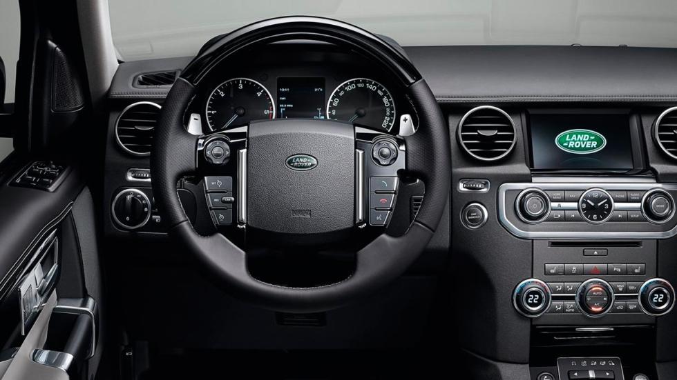 Land Rover Discovery 4 todoterreno lujo