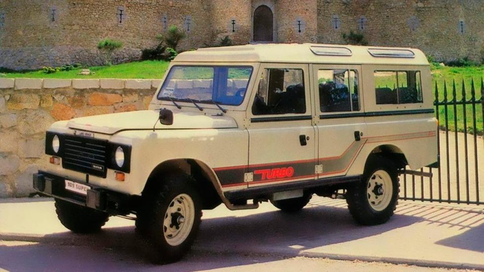 Land Rover Santana todo terreno todoterrenos clasicos