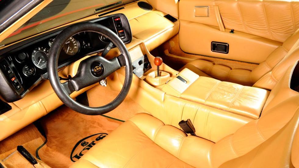 Lotus Esprit deportivo clasico ingles lujo