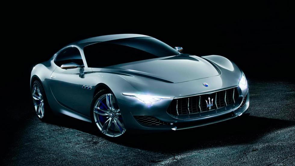 Maserati GranTurismo 2020