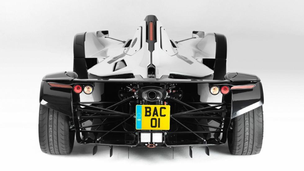 Los mejores coches para los más puristas - BAC Mono