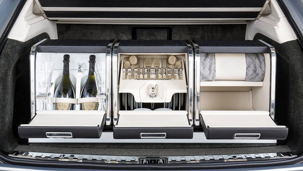 Los mejores coches para Papá Noel - Bentley Bentayga