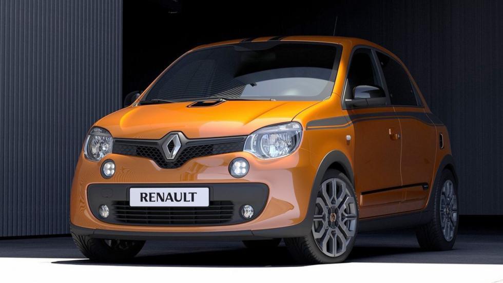 Los mejores coches para Papá Noel - Renault Twingo GT