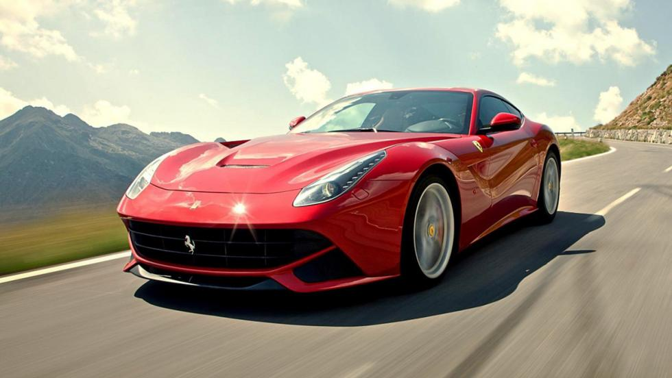 Los mejores coches que puedes comprar por menos de 300.000 euros - Puesto 2 - Ferrari F12