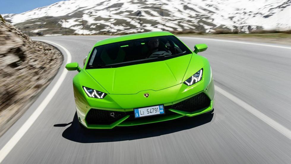 Los mejores coches que puedes comprar por menos de 300.000 euros - Puesto 3 - Lamborghini Huracán