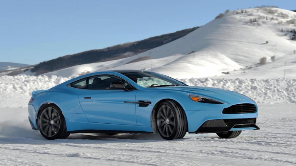 Los mejores coches que puedes comprar por menos de 300.000 euros - Puesto 5 - Aston Martin Vanquish