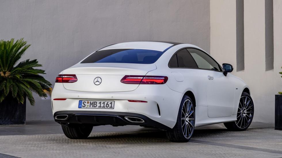 Mercedes-Benz Clase E Coupé (IX)