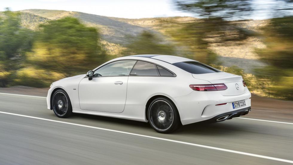 Mercedes-Benz Clase E Coupé (VIII)