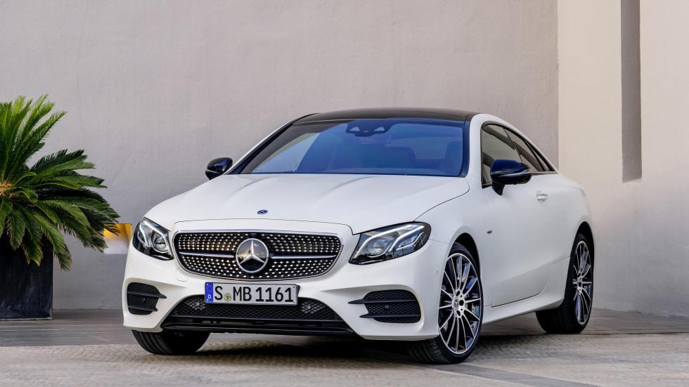 Mercedes-Benz Clase E Coupé (X)