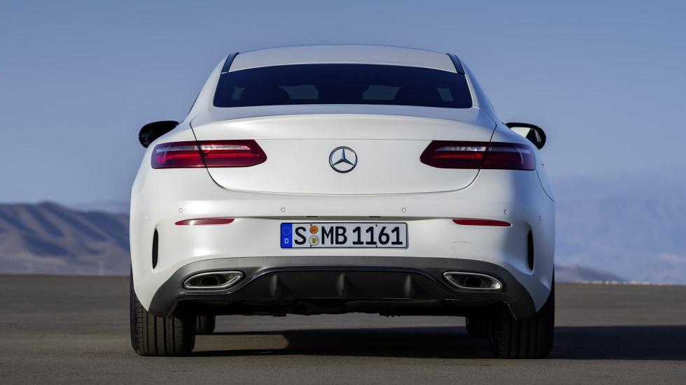 Mercedes-Benz Clase E Coupé (XI)