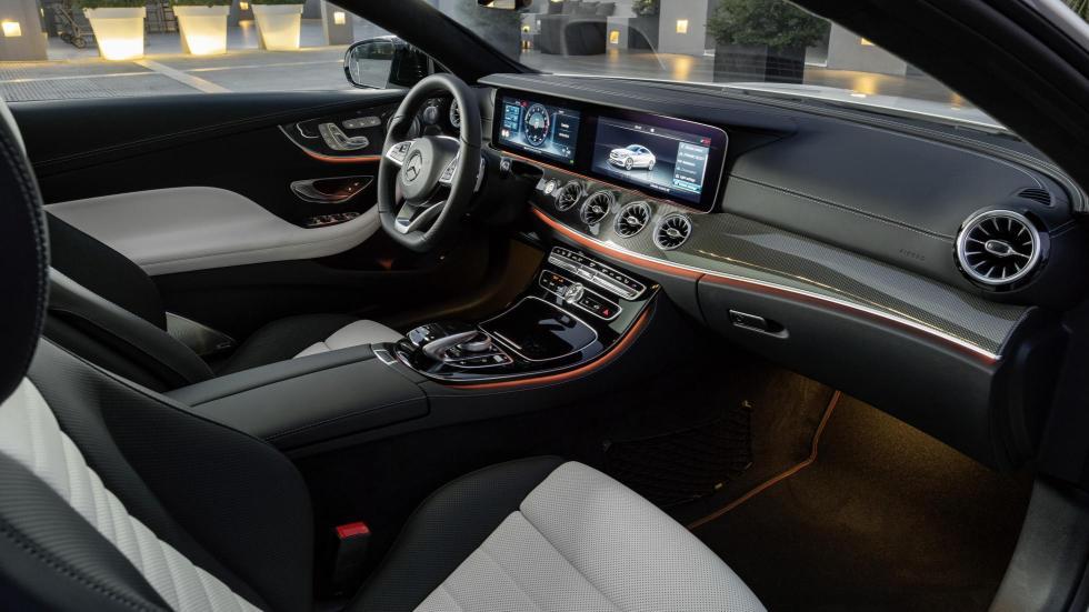 Mercedes-Benz Clase E Coupé (XIII)
