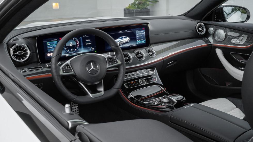 Mercedes-Benz Clase E Coupé (XIV)