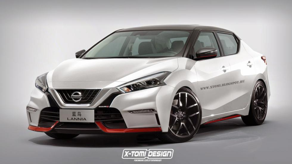 Nissan Lannia Nismo