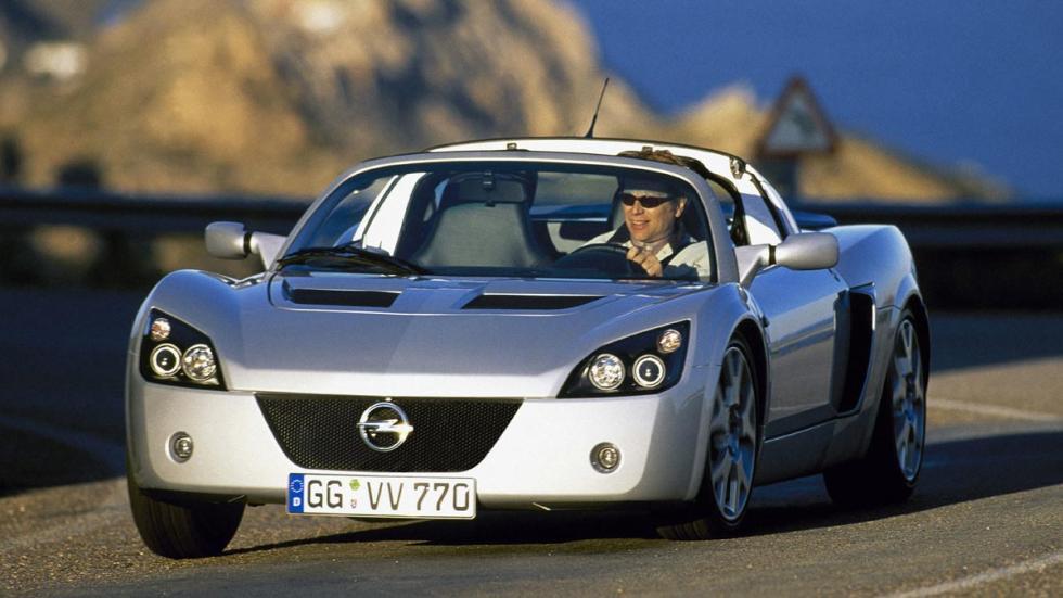 Opel Speedster Turbo deportivo ligero lotus elise