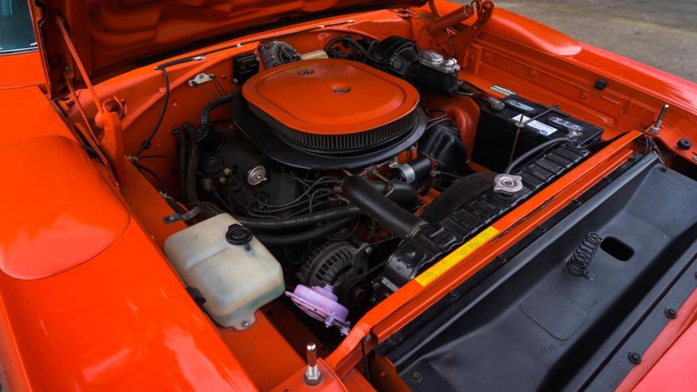 Plymouth Hemi Superbird clasico americano deportivos