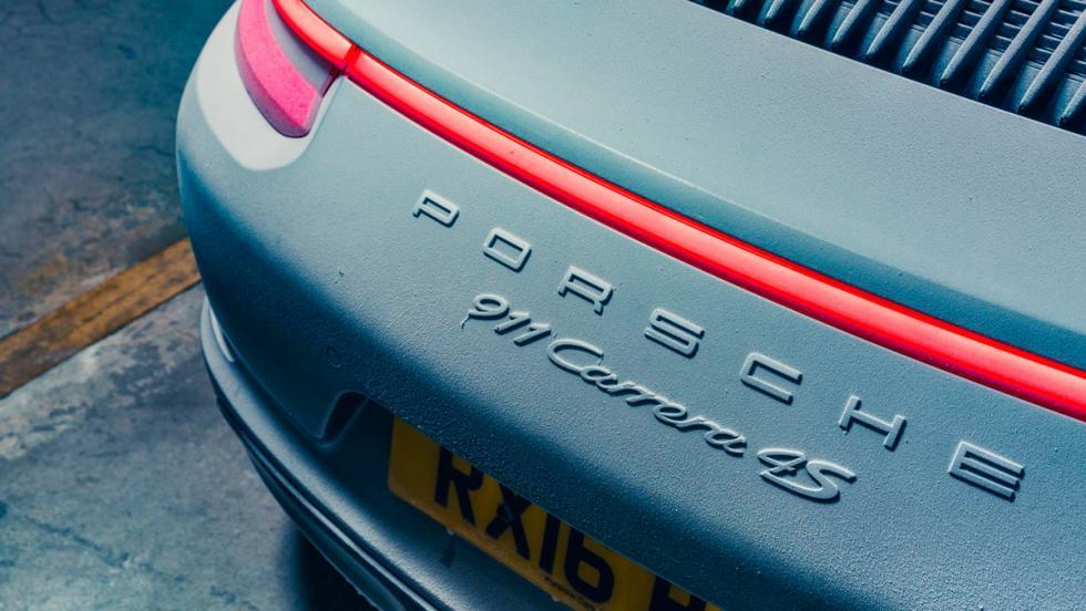 Porsche 911 congelado (V)
