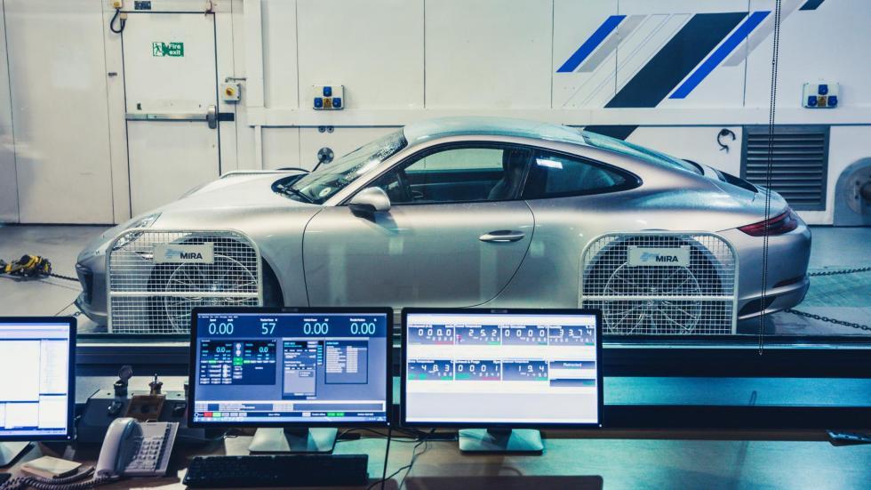 Porsche 911 congelado (VIII)