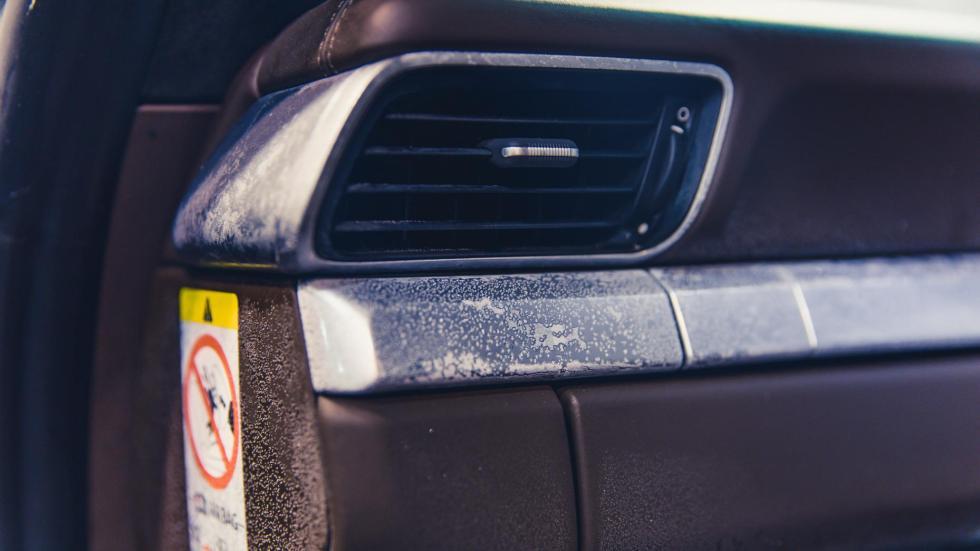 Porsche 911 congelado (XIX)